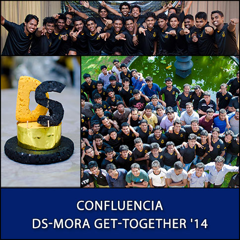 Confluencia - DS-MORA Get-together '14
