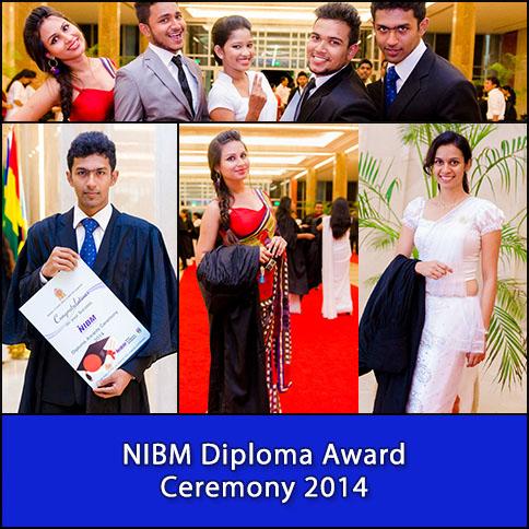 Nibm Diploma Awards Ceremony 2014