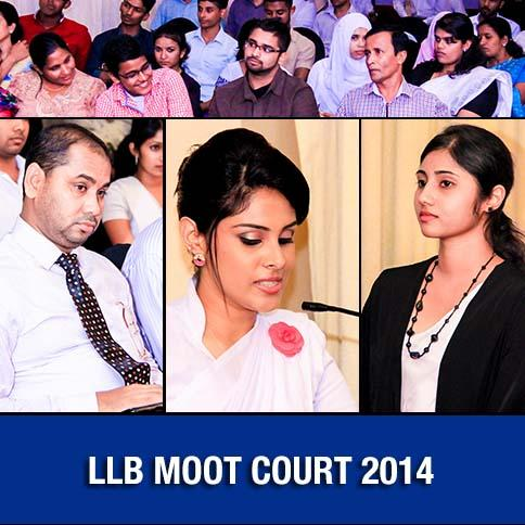 LLB Moot Court 2014