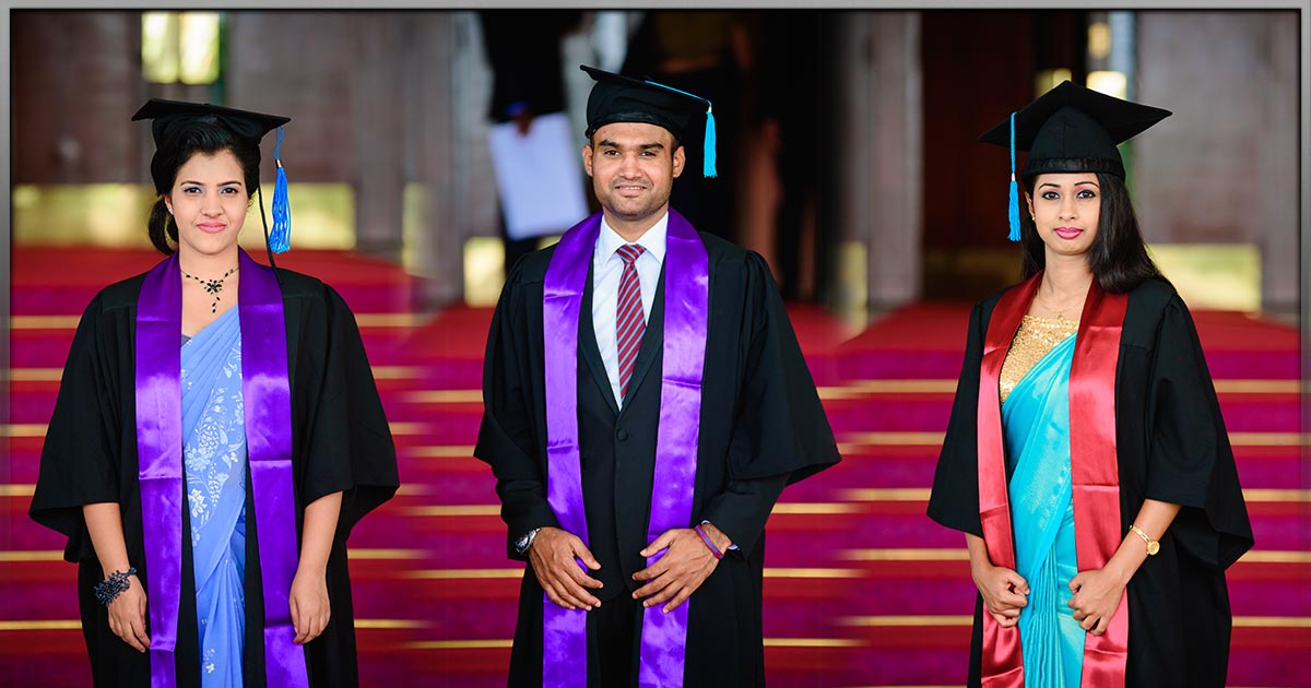 Sri Lanka Institute of Marketing Graduation Ceremony 2017