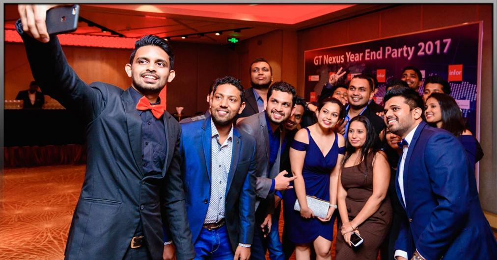 GT Nexus Year End Party 2017