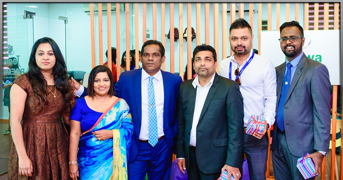 Jeewa Education Office Opening at Colombo