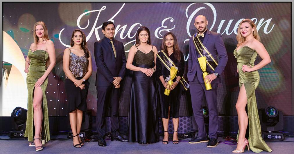 The Gentlemen Beyond The Boundary - HP Awards Night 2019