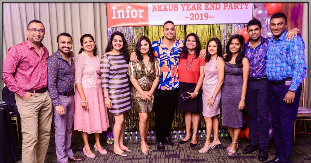 The Year End party 2019 of Infor Sri Lanka