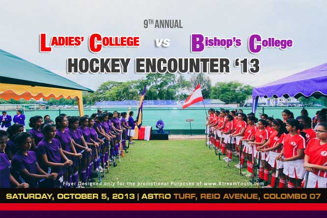 Ladies' College vs Bishop's College 9th Annual Hockey Encounter 2013