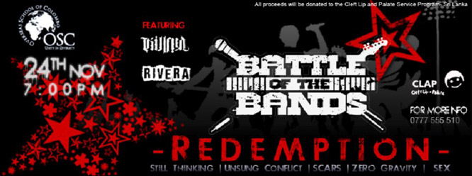 Battle of the Bands 2012