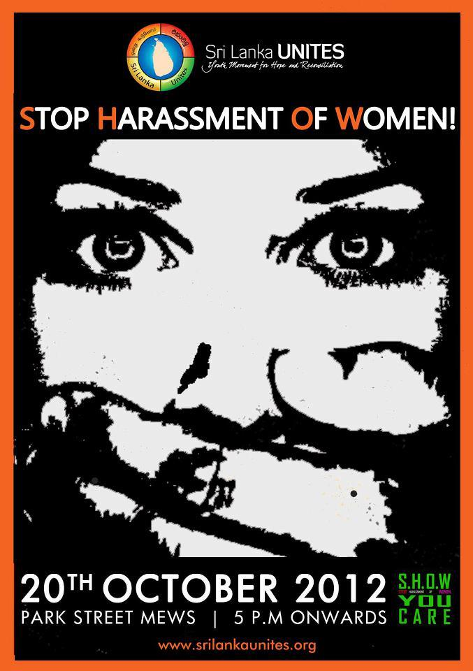SHOWDOWN - Stop Harassment of Women