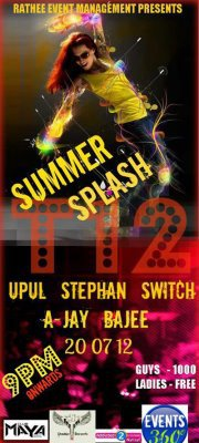 Summer Splash T12