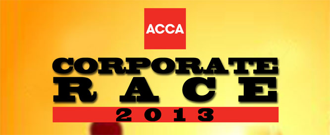 ACCA Corporate Race & Networking Cocktail