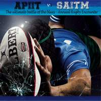 SAITM vs APIIT  | Annual Rugby Encounter