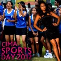 CIMA Sports Day 2012
