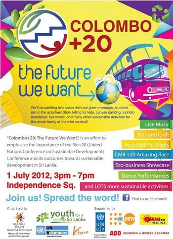 Colombo+20 : The Future We Want