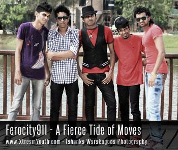 Ferocity911 : A Fierce Tide of Moves