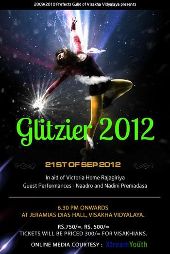 Glitzier 2012 - Visakha Prefects Day