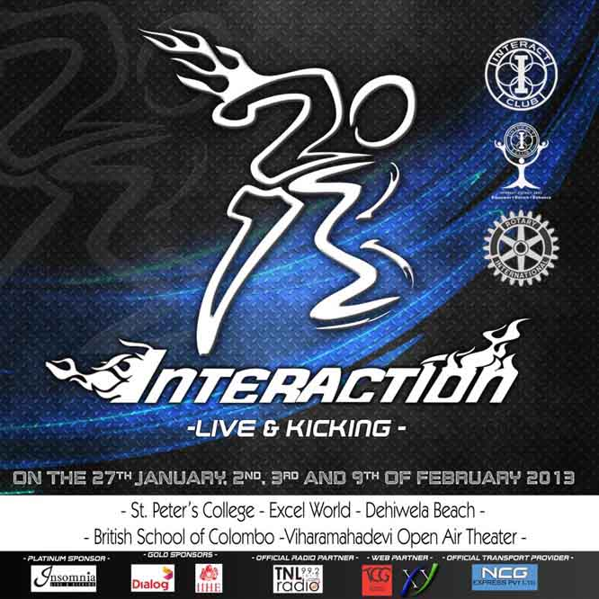 INTERACTION 2013