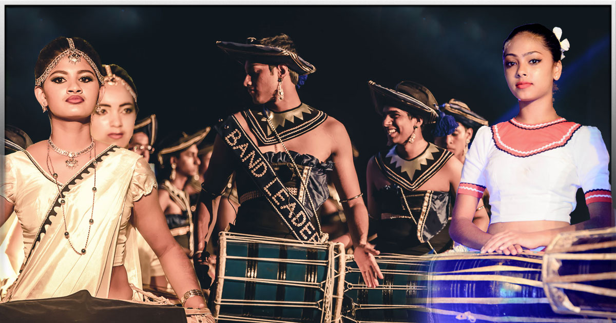 Kailasa 2017 by the Hewisi Band of S. Thomas College, Mt Lavinia