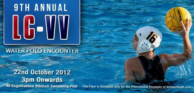 9th Annual LC-VV Water Polo Encounter 2012