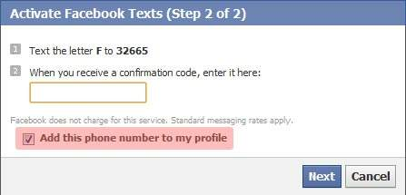 Someone tried to log into your facebook account