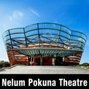 Nelum Pokuna Theatre, Colombo, Sri Lanka