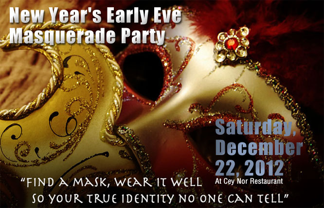 NYEE Masquerade Party