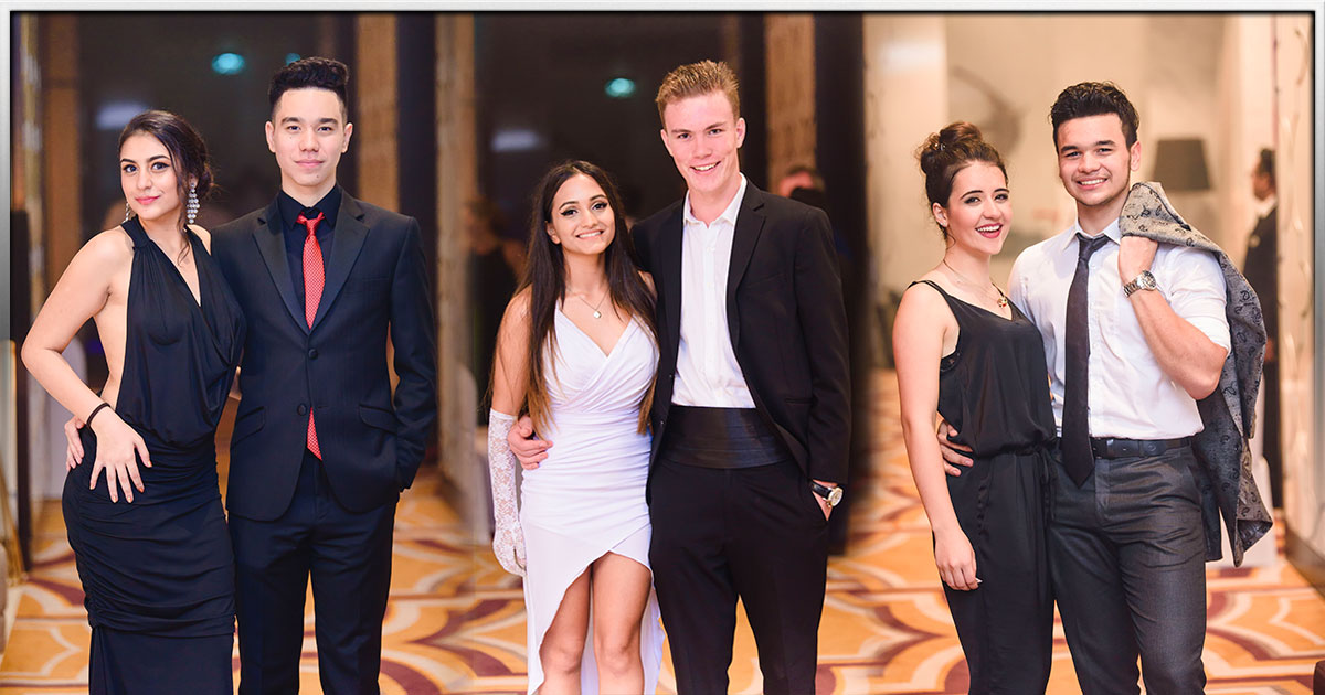 OSCars 2017 By The Overseas School Of Colombo - Prom/Dance/Awards Night