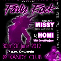 Party Rock at Kandy Club