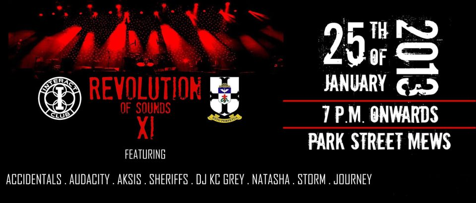 Revolution of Sounds XI