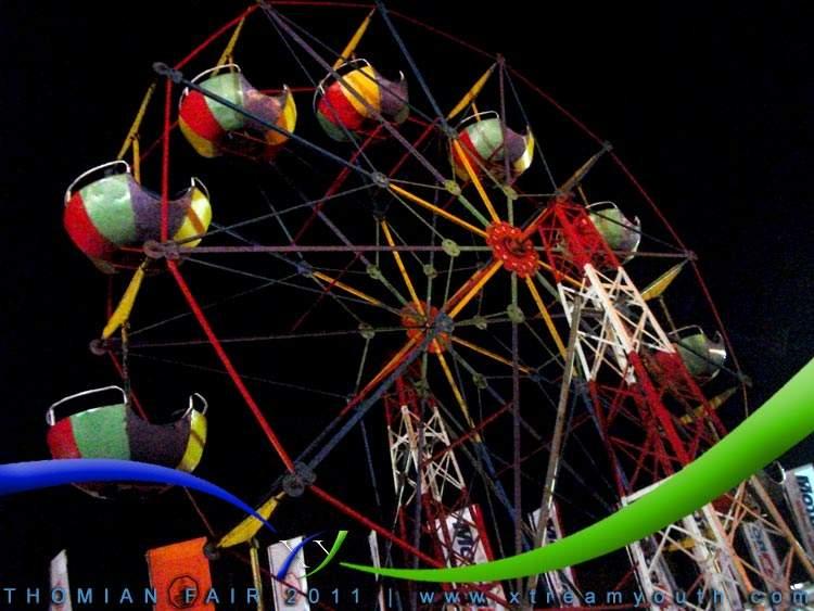 Thomian Fair 2011
