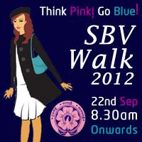 SBV Sirimavo bandaranaike vidyalaya walk 2012