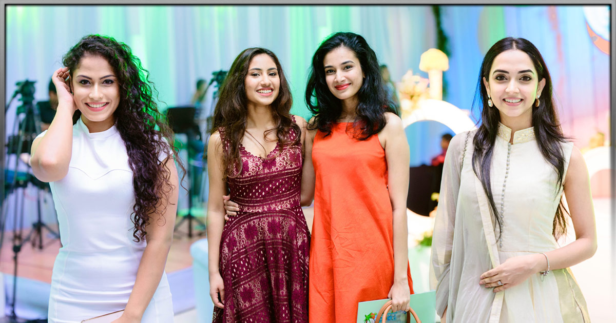 Sunsilk Natural Re-charge Breathes New Life Into Sri Lankan Girls' Hair