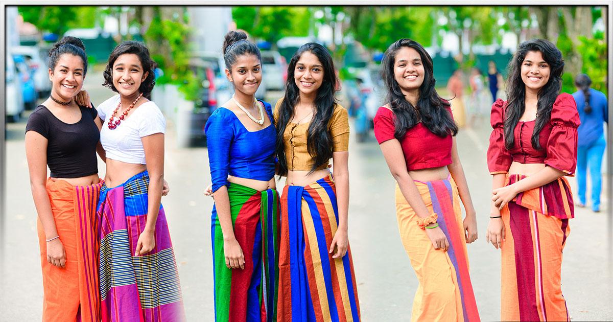 Visakha Vidyalaya Awurudu Celebrations 2017