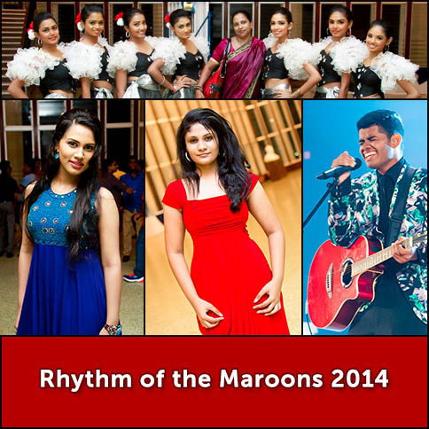 Rhythm of the Maroons 2014